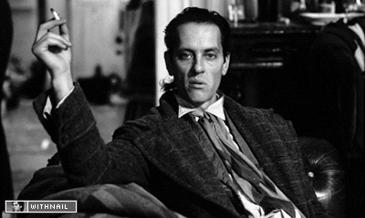 Richard E Grant as Withnail