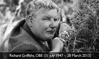 Richard Griffiths as Uncle Monty