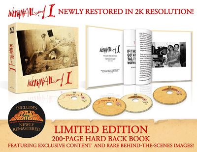 Limited edition Withnail and I boxset